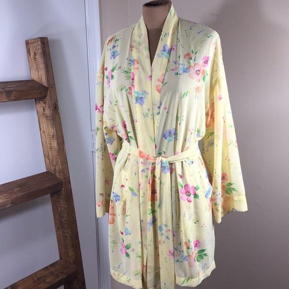 4216c0437 Victoria's Secret Intimates & Sleepwear | Victorias Secret Polyester ...